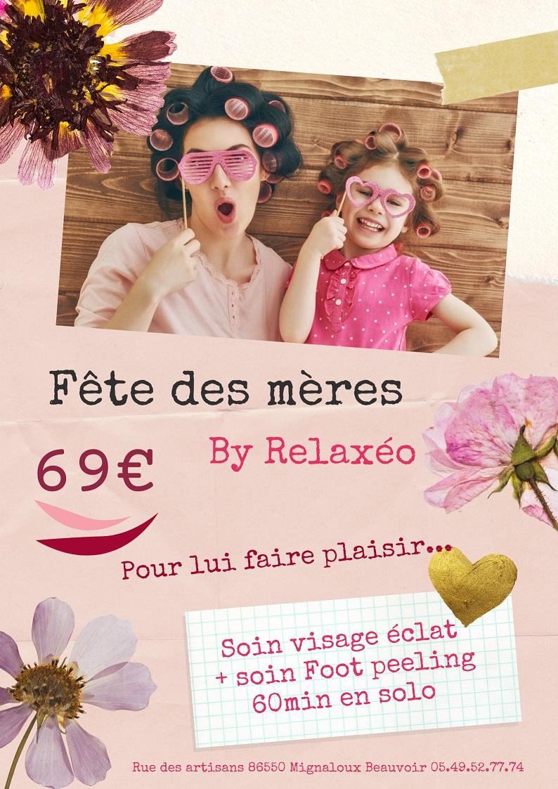 Fêtes des mères - Offre à 69€